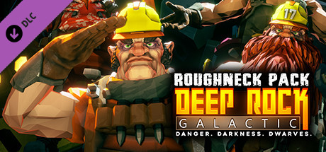 Deep Rock Galactic Roughneck Pack Download Free PC Game