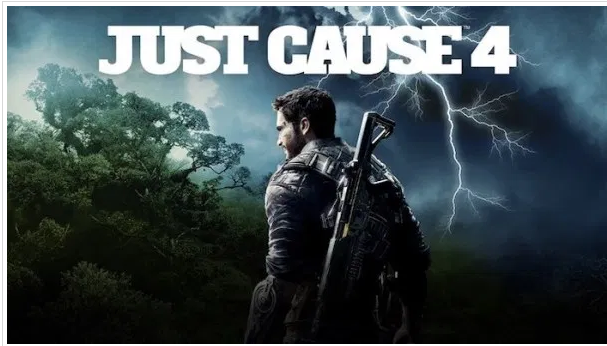 Just Cause 4 Mac OS X – Digital Deluxe EDITION for macOS