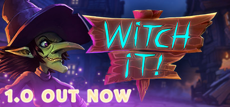 Witch It Download Free MAC Game