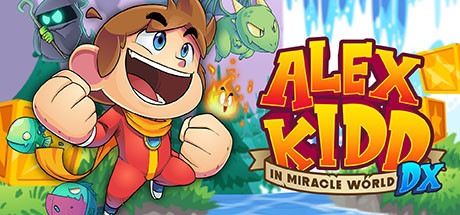 Alex Kidd in Miracle World DX Download Free PC Game