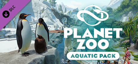 Planet Zoo Aquatic Pack PC Game Free Download