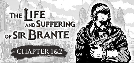 The Life and Suffering of Sir Branteis a narrative-driven text-based RPG set in a ruthless medieval realm that comes to life on the pages of the