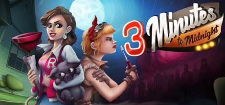 3 Minutes to Midnight A Comedy Graphic Adventure Download Free PC Game
