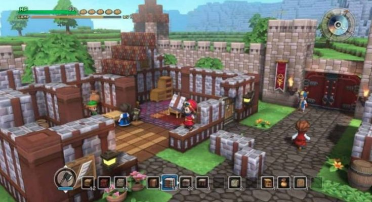 Dragon Quest Builders Pc Download Free