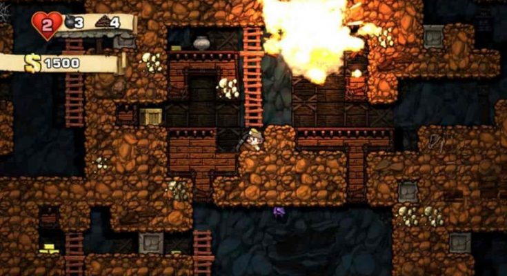 Spelunky Download Free