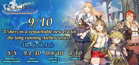 Atelier Ryza Ever Darkness the Secret Hideout Game PC Free Download