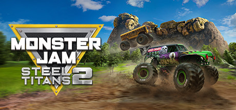 Monster Jam Steel Titans 2 Download Free PC Game Direct Link