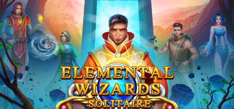 Solitaire Elemental Wizards Download Free PC Game