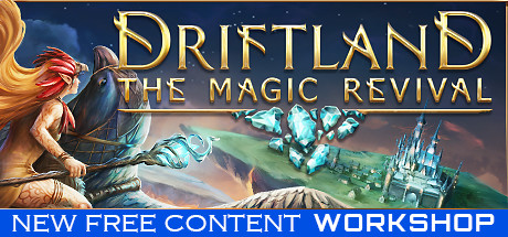 Driftland The Magic Revival Game PC Free Download