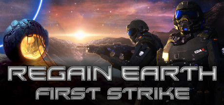 Regain Earth First Strike Free Download PC Game