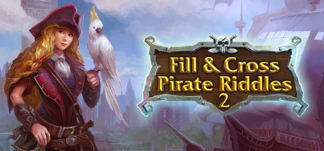 Fill and Cross Pirate Riddles 2 Free Download PC Game